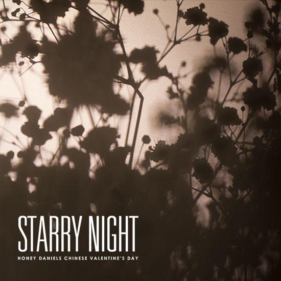 Starry Night 璀璨星空