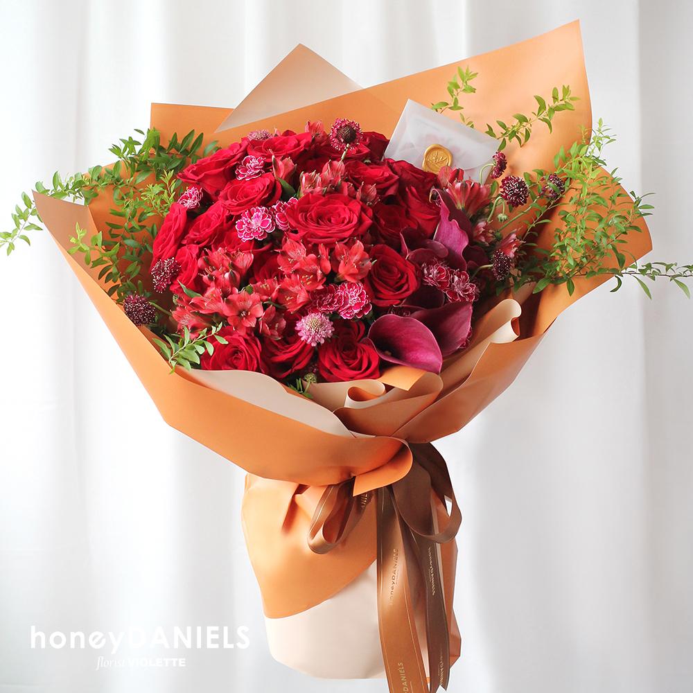 Red Rose 一朵紅玫瑰