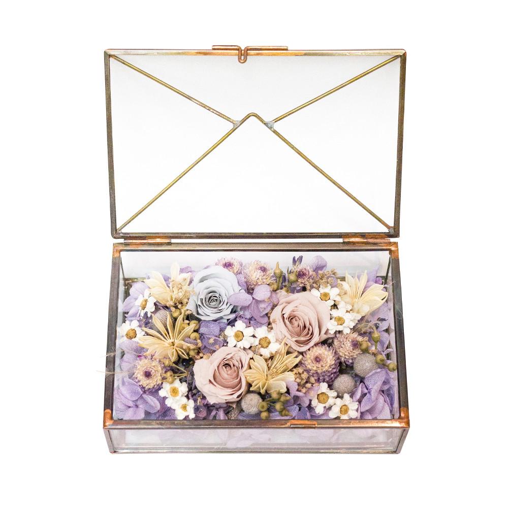 珠寶盒恆星花