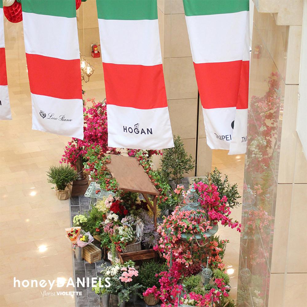 TAIPEI 101 Bring Italy