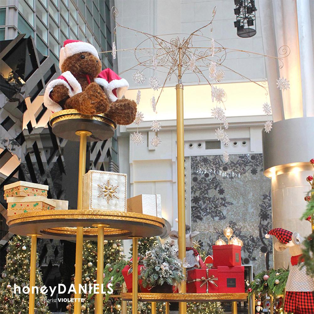 TAIPEI 101 耶誕禮物夢工廠